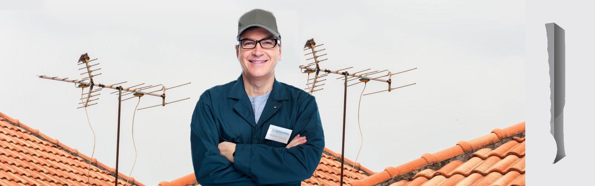 servicio tecnico antenas